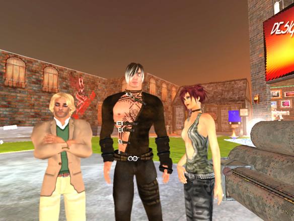 SL Entrepreneur Riddik Straff and Draxxe Slade