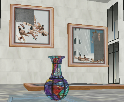 Auction Tip Jar, Second Life