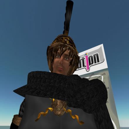 PrinterBrian Dowd as Roman Warrior