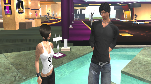 Dakota Neumann, Owner of popular Second Life club, 5th Element, discusses recent changes with SLENTRE.COM