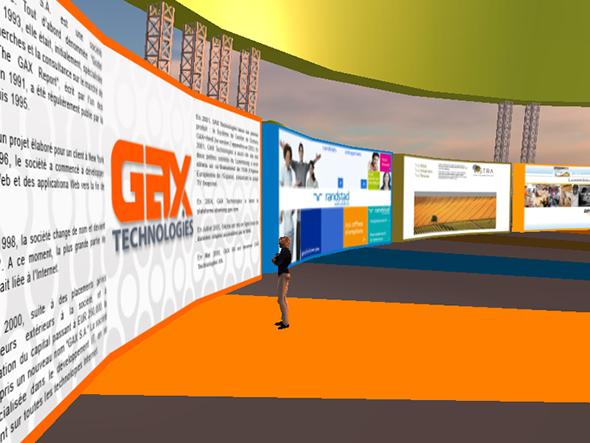Virtual Jobs Working Worlds Virtual Career Fair