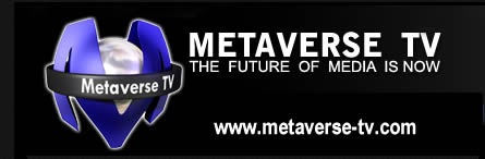 Metaverse TV - Second Life TV Network