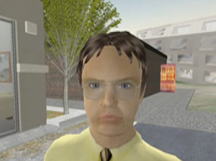 Dwight avatar from The Office