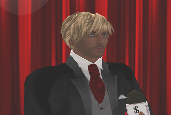 Sigimund Leominster, Best Dressed Male Avatar at the SLEAC's 2008