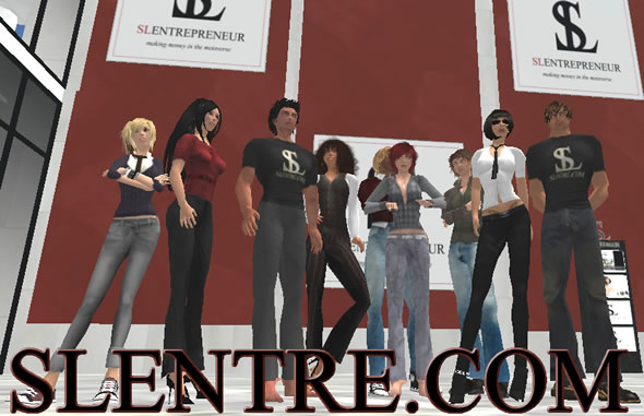 Second Life Jobs - SLentrepreneur Staff