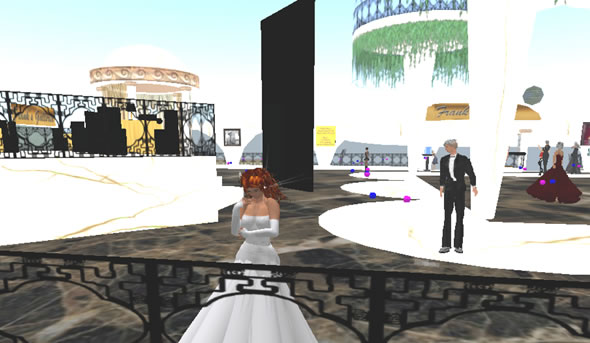 Franks Place, Second Life Top Destination