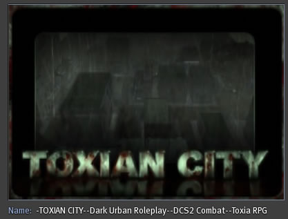 Toxian City, Top destination in Second Life