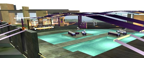 The 5th Element, Top Destination Second Life