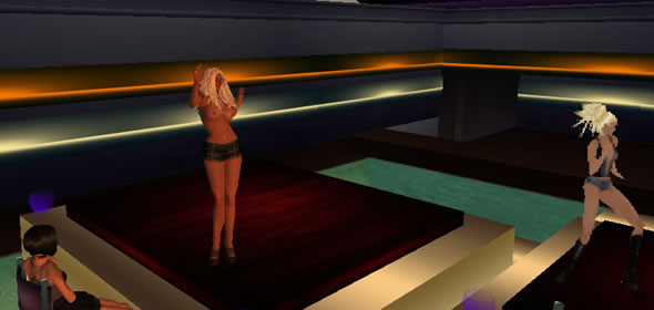 The 5th Element, Top Destination Second Life