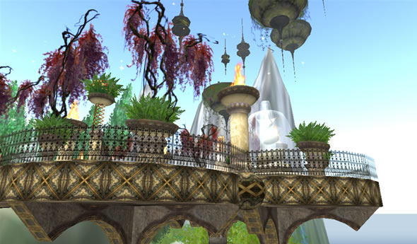 Apollo Gardens, Top Destination Second Life