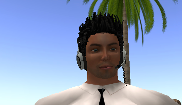 Passion Island Owner - Firgold Wylie on SL
