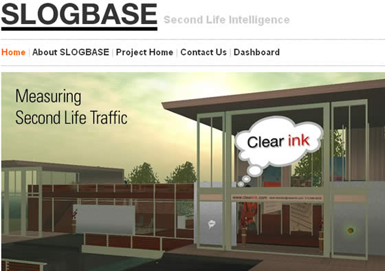 SLogbase Second Life Analytics Open Source Solution