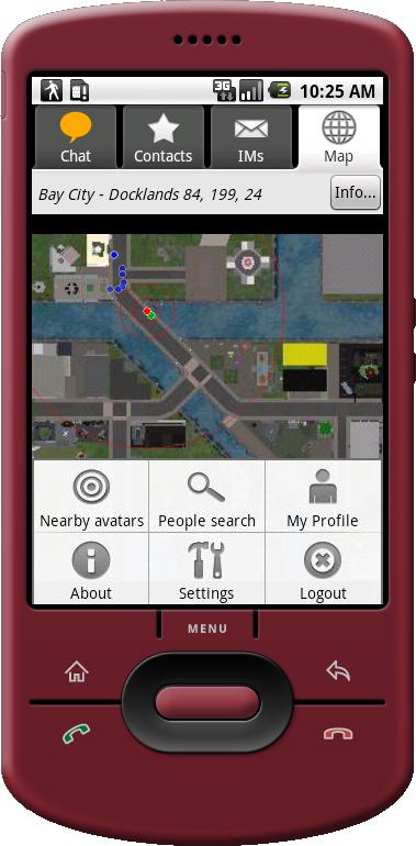 MGC on smartphone